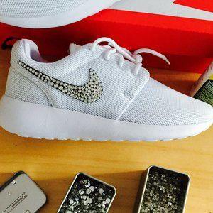 Custom Bling Nike Running Sneaker Sport Shoes F3